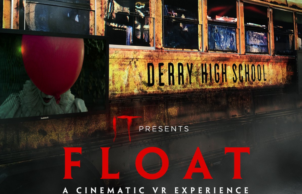 FLOAT: A Cinematic VR Experience