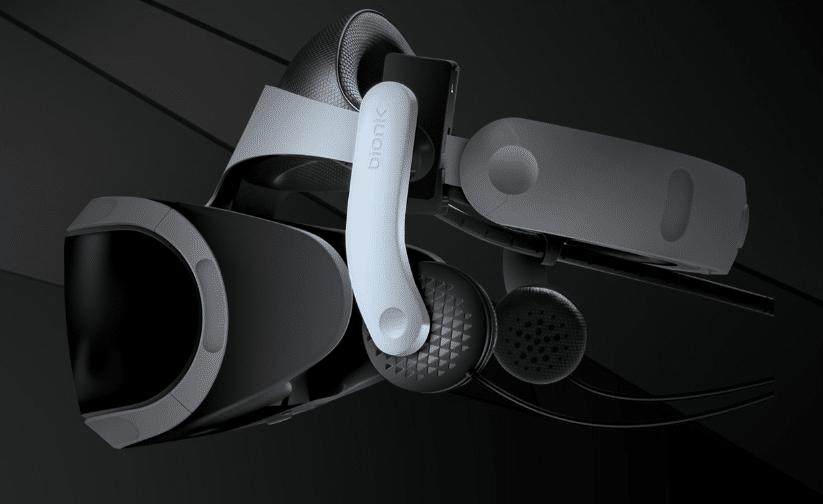 Mantis Kopfhörer für PSVR