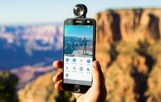 Moto 360 Camera 2