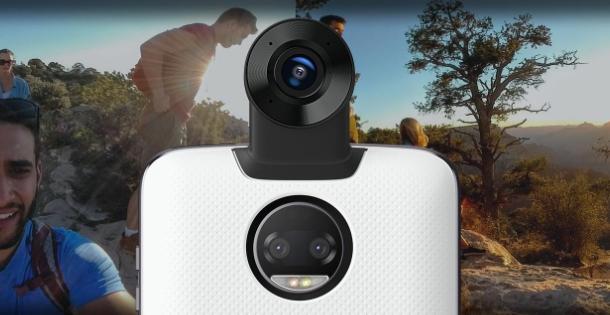 Moto Z Camera