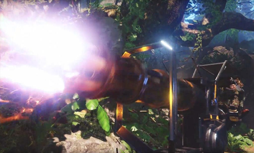 Ark Park Dino-Action