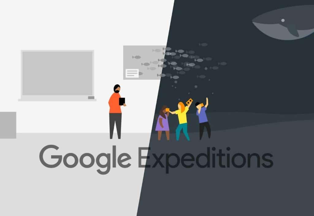 Bildung Virtual Reality App