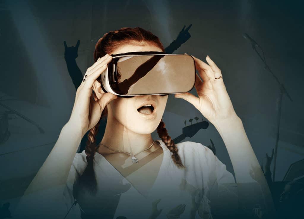 MelodyVR – Musik-Portal für VR-Inhalte
