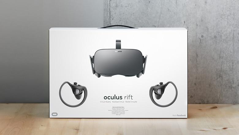 Oculus Rift und Oculus Touch