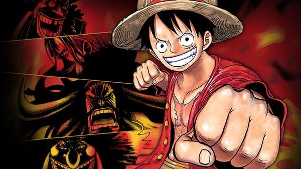 One Piece Spiel für PSVR