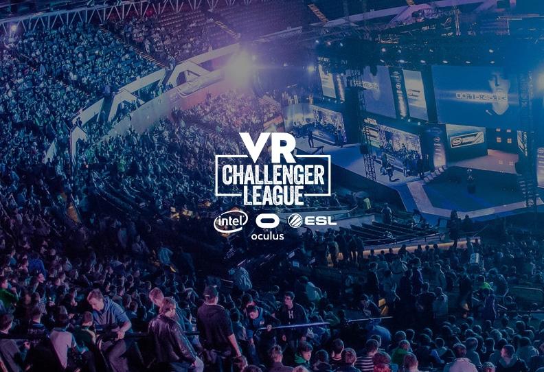 vSports Event von Oculus, Intel, ESL