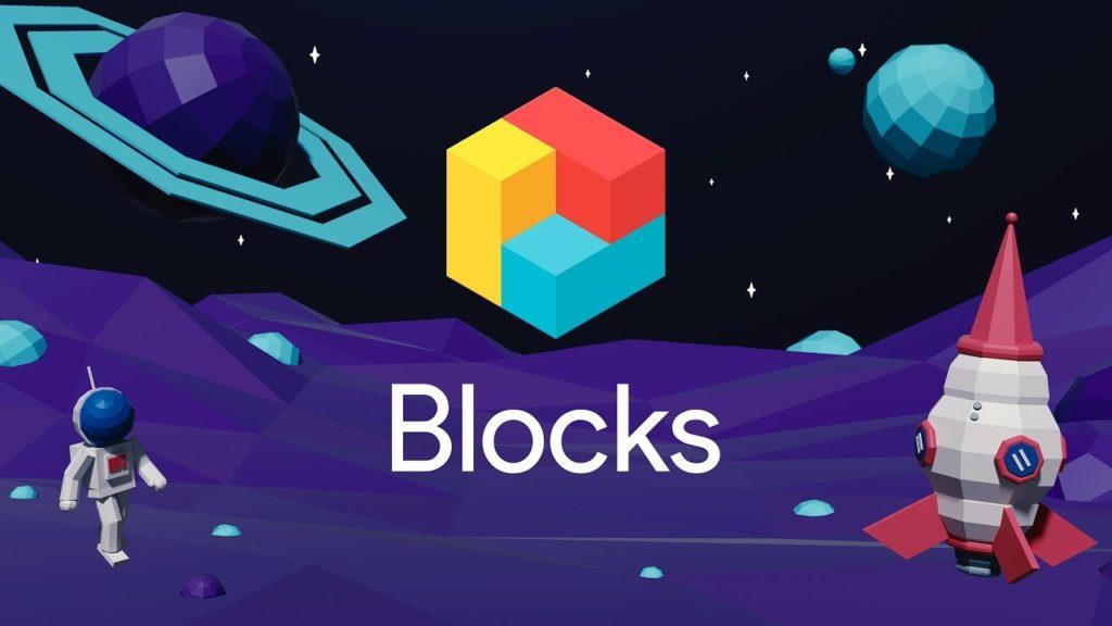 Kreativ Virtual Reality Tool Google Blocks
