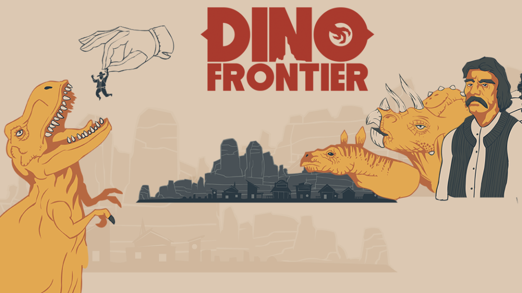 Dino Frontier für PSVR