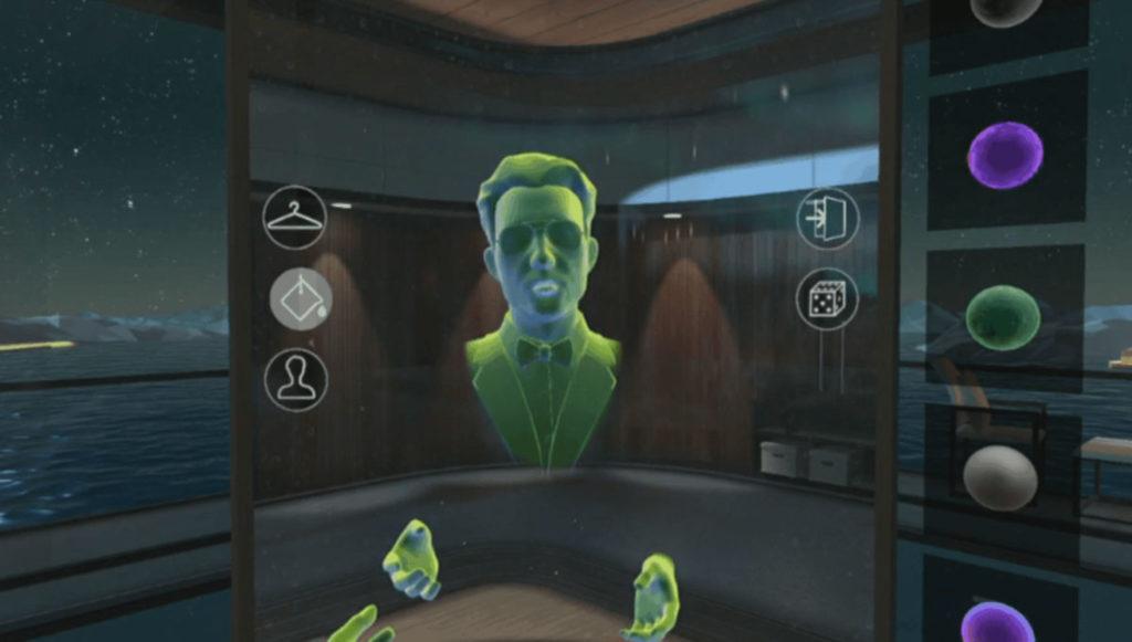 Oculus Avatar