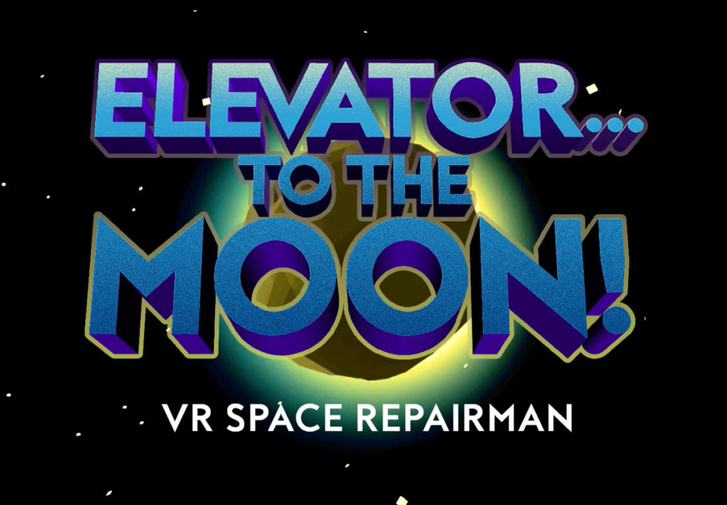 Elevator ... to the Moon!