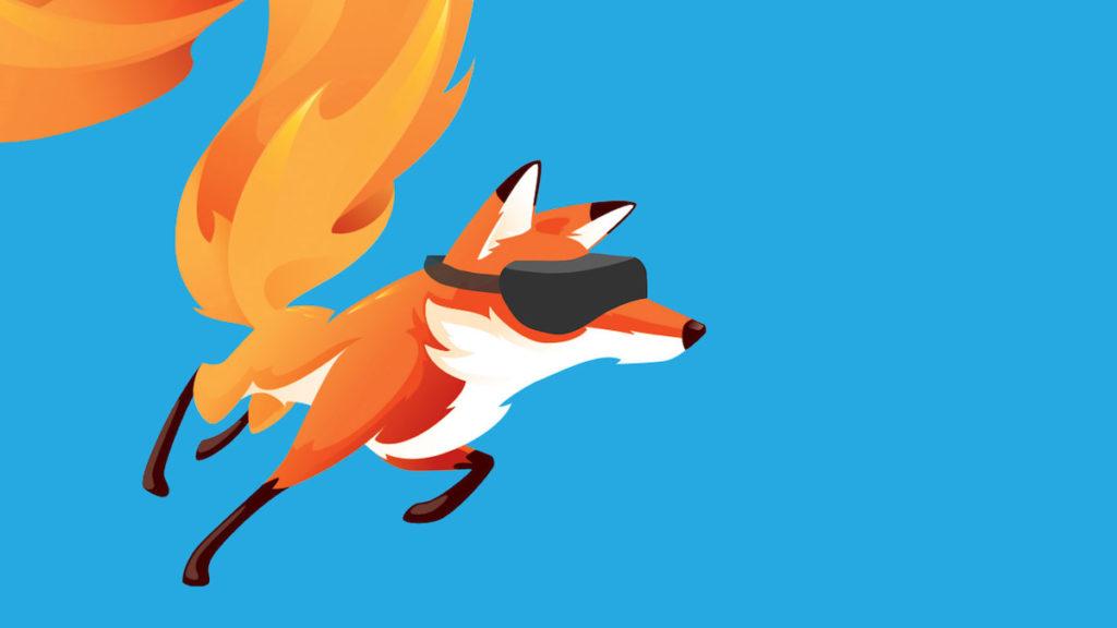 Firefox mit WebVR