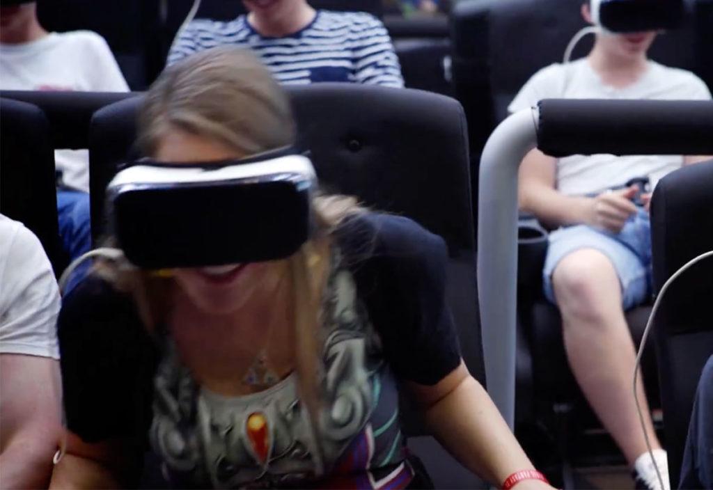 Gamescom 2017 VR