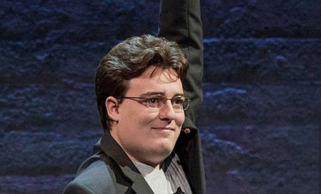 Palmer Luckey HTC Vive