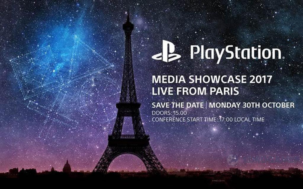 Sony Paris Games Week