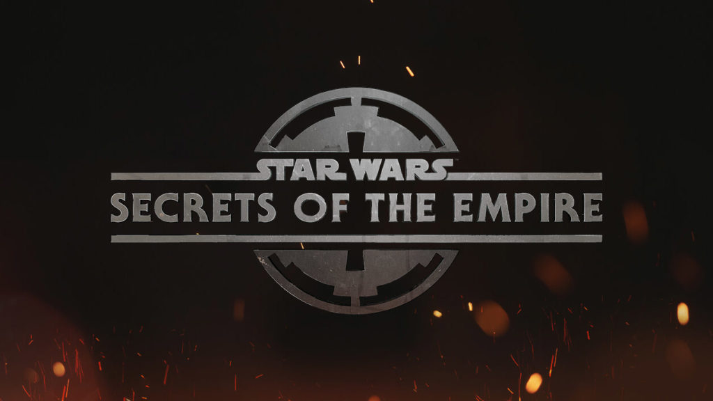 Star Wars Secrets Of The Empires