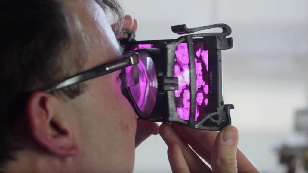 Wearality Linsen für VR-Systeme