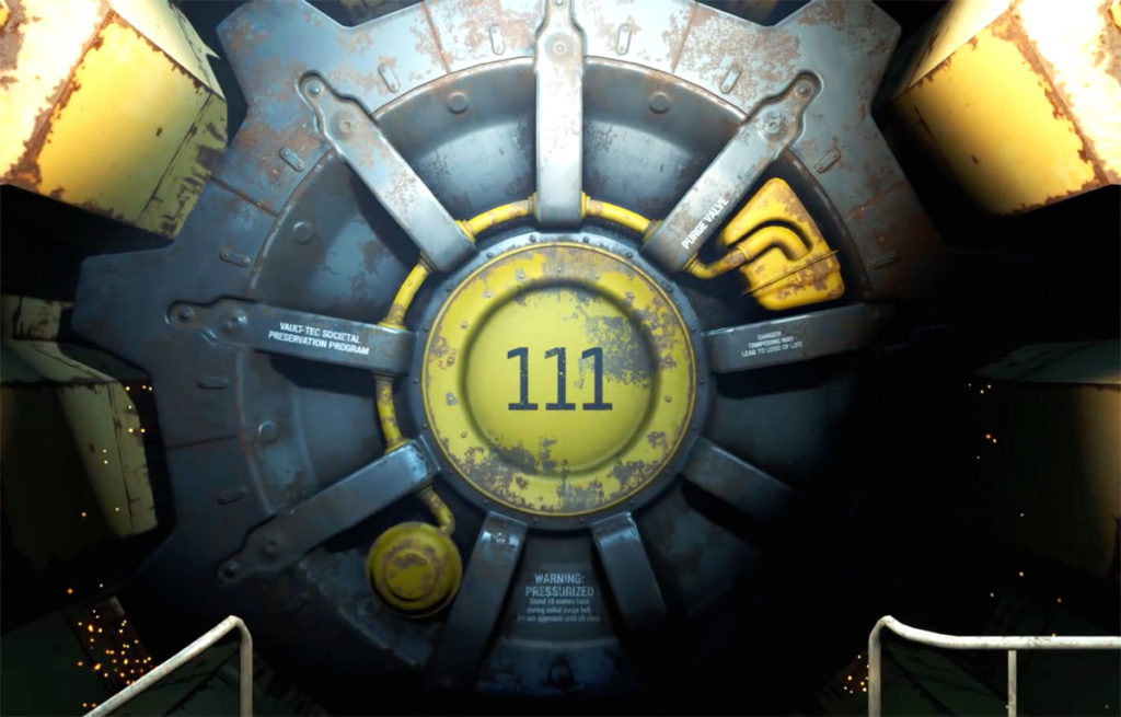 Bethesda Fallout 4 VR