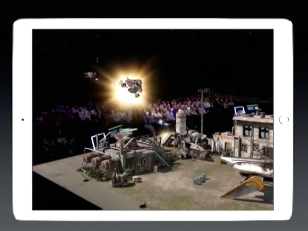 Unreal Engine unterstützt Apples ARKit