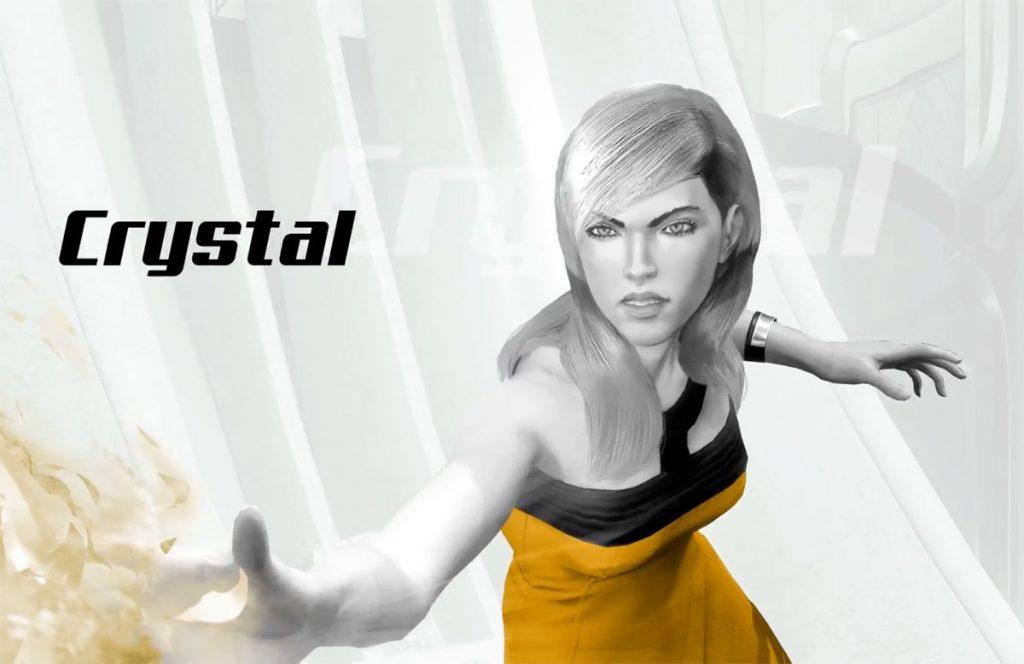 Crystal Marvel Powers United VR