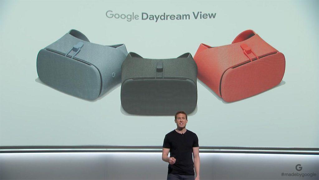 Google Daydream View New