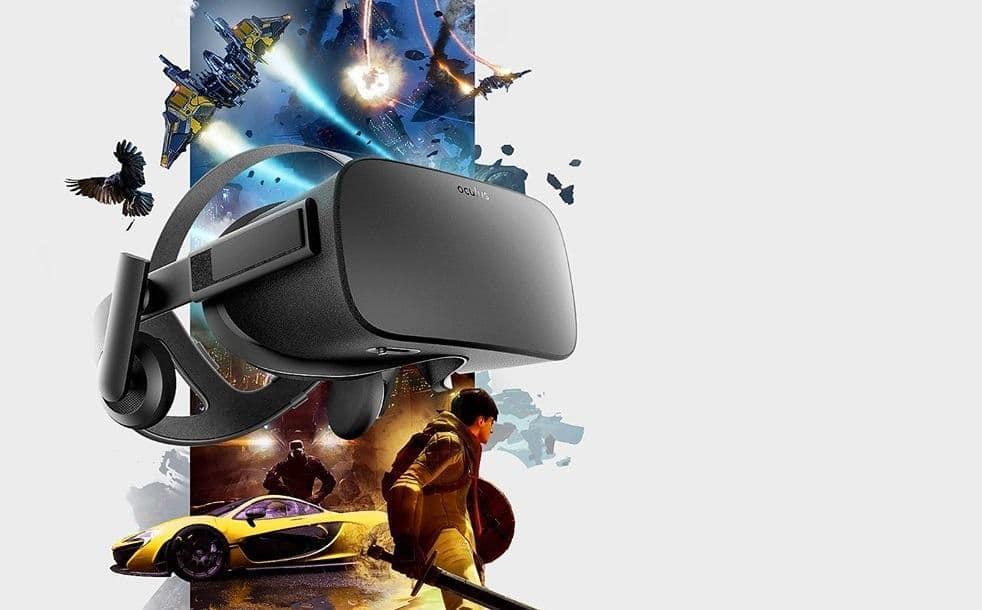Oculus Store Rift Gear VR