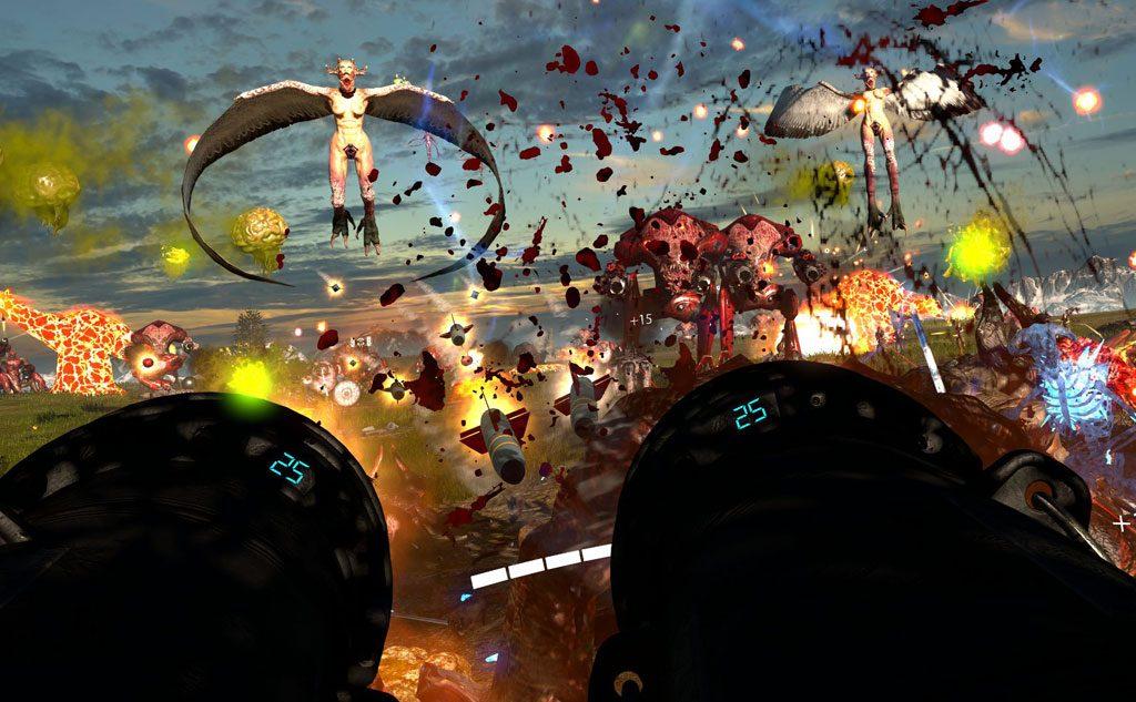 Serious Sam VR: The Last Hope Full Release