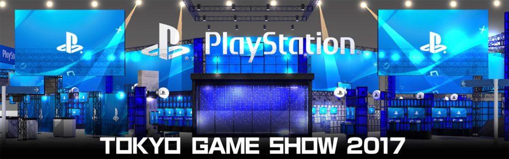 Tokyo Game Show Sony PSVR