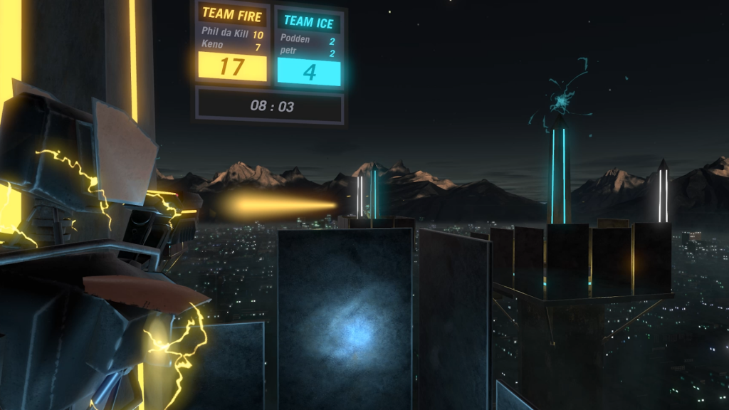 VR Arcade Laser Shooter