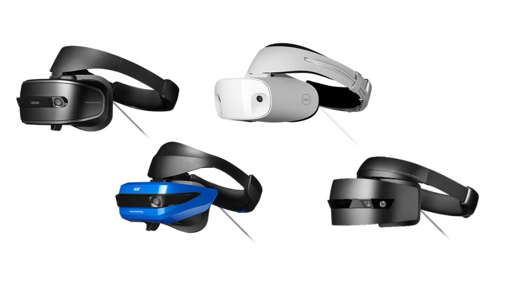 Windows 10 Mixed Reality Brillen