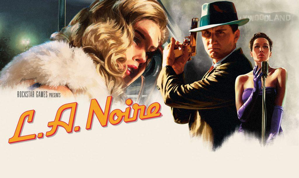 L.A. Noire HTC Vive