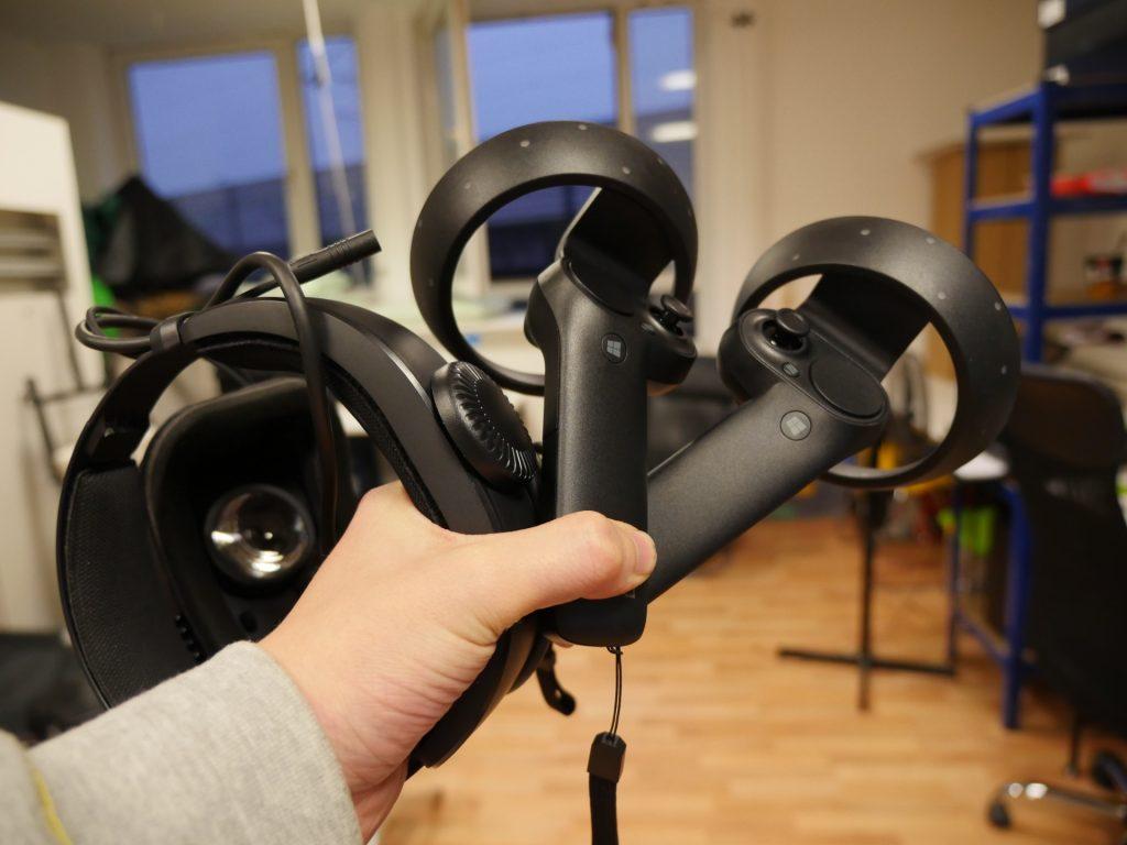 Handvoll VR