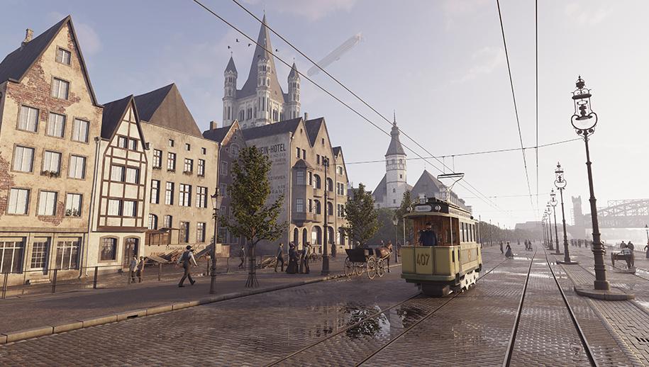 TimeRide VR Köln