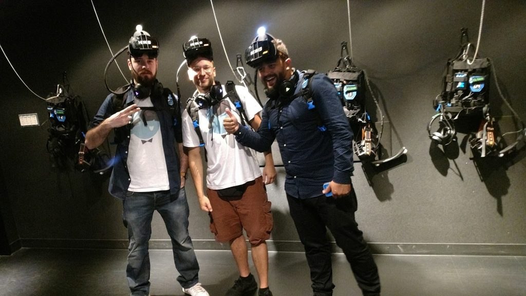 VR Arcade review