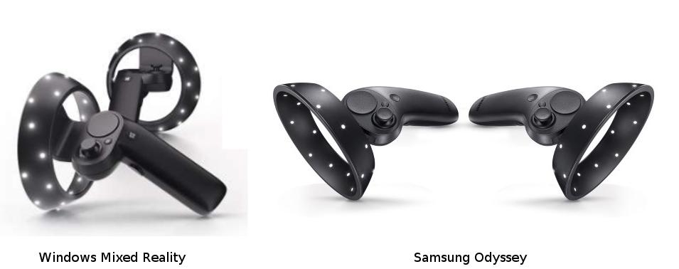 Samsung Odyssey Motion Controller