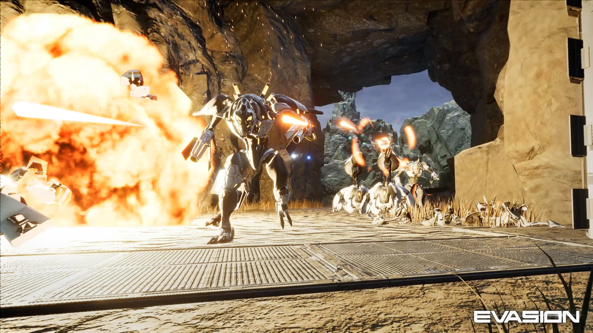 Evasion-Archiact-Oculus-Rift-HTC-Vive-VR-Shooter-SteamVR