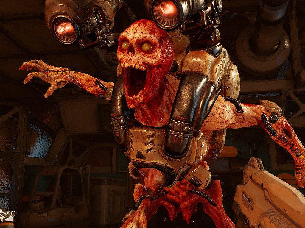 Spiele Doom VFR