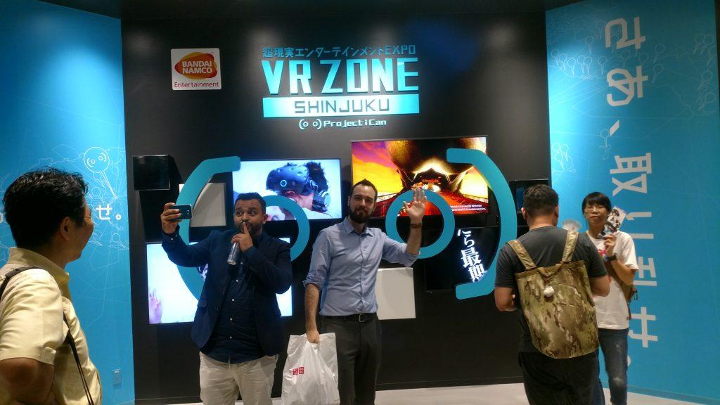 Mario Kart VR-Zone