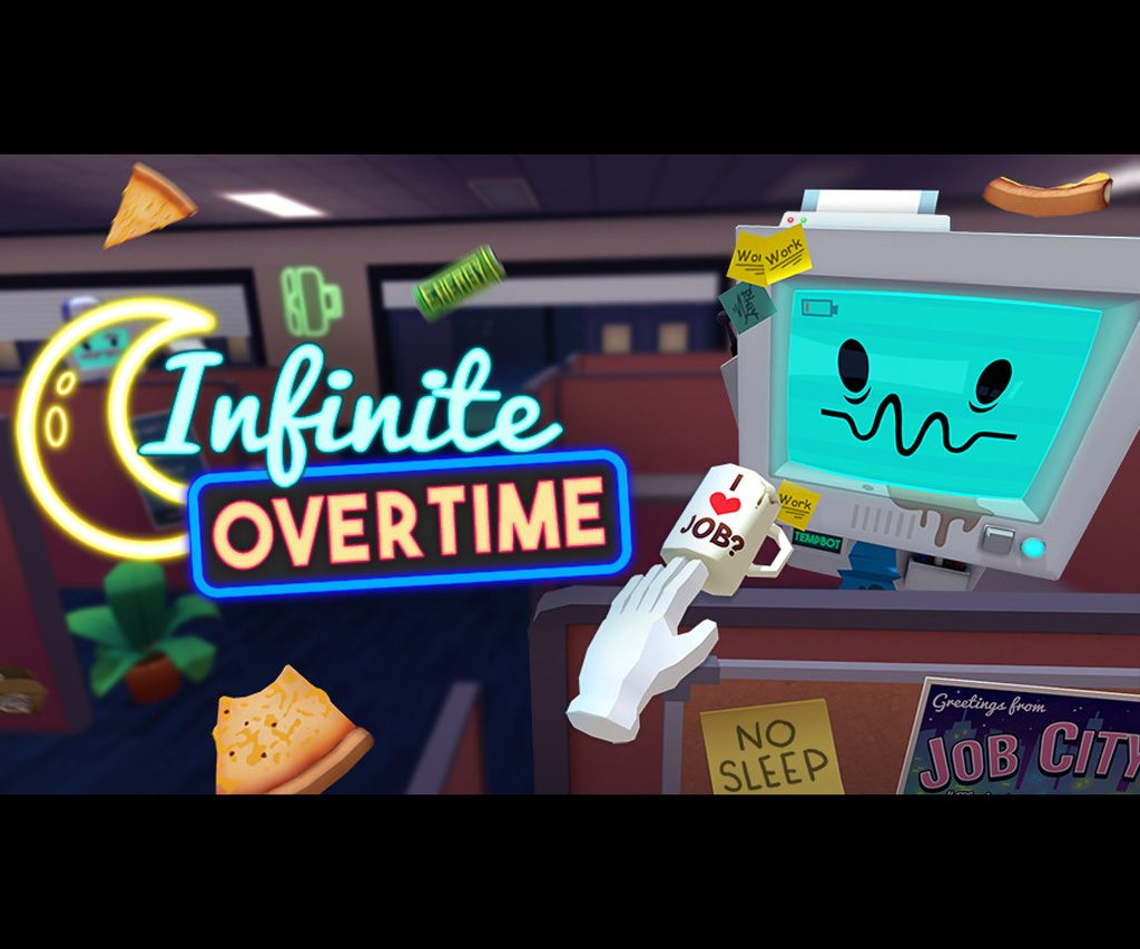 Job Simulator Infinite Overtime PSVR