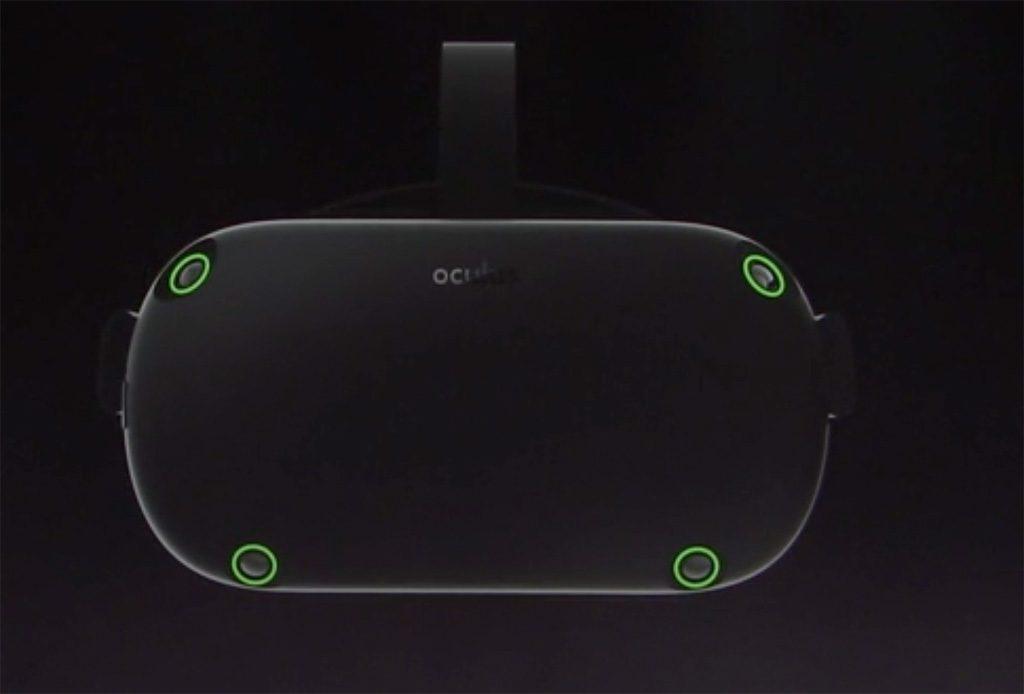 Oculus Project Santa Cruz