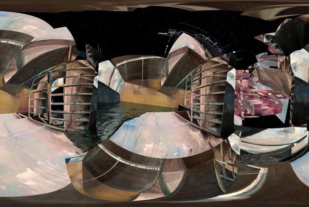 Radiance VR-Kunst