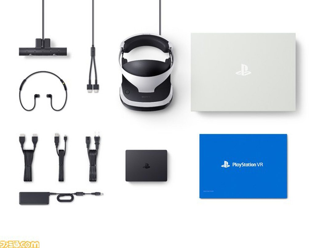 Neue PlayStation VR PSVR