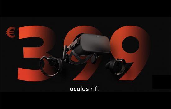 Oculus Rift Black Friday