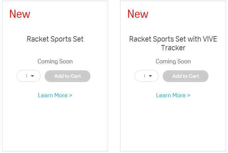 Racket Sports set