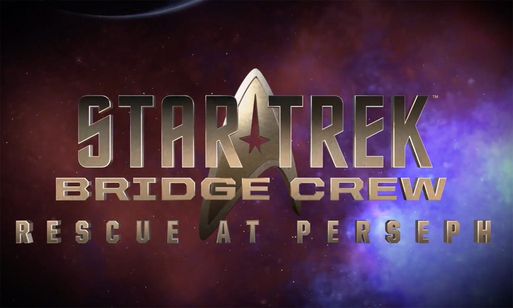 Star Trek Bridge Crew VR IMAX