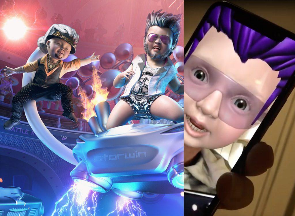 Apple Animoji für VR