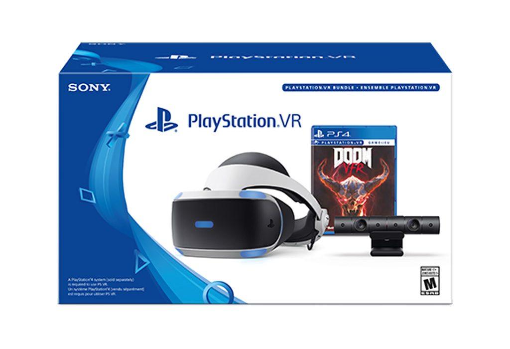 PlayStation VR Doom