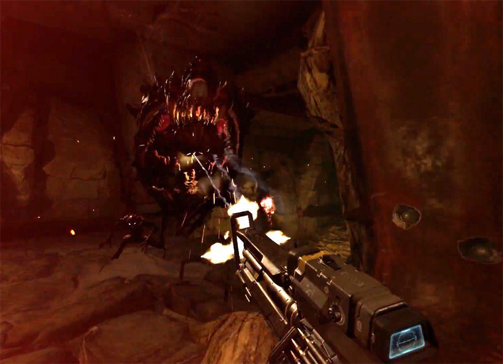 Doom VFR PSVR