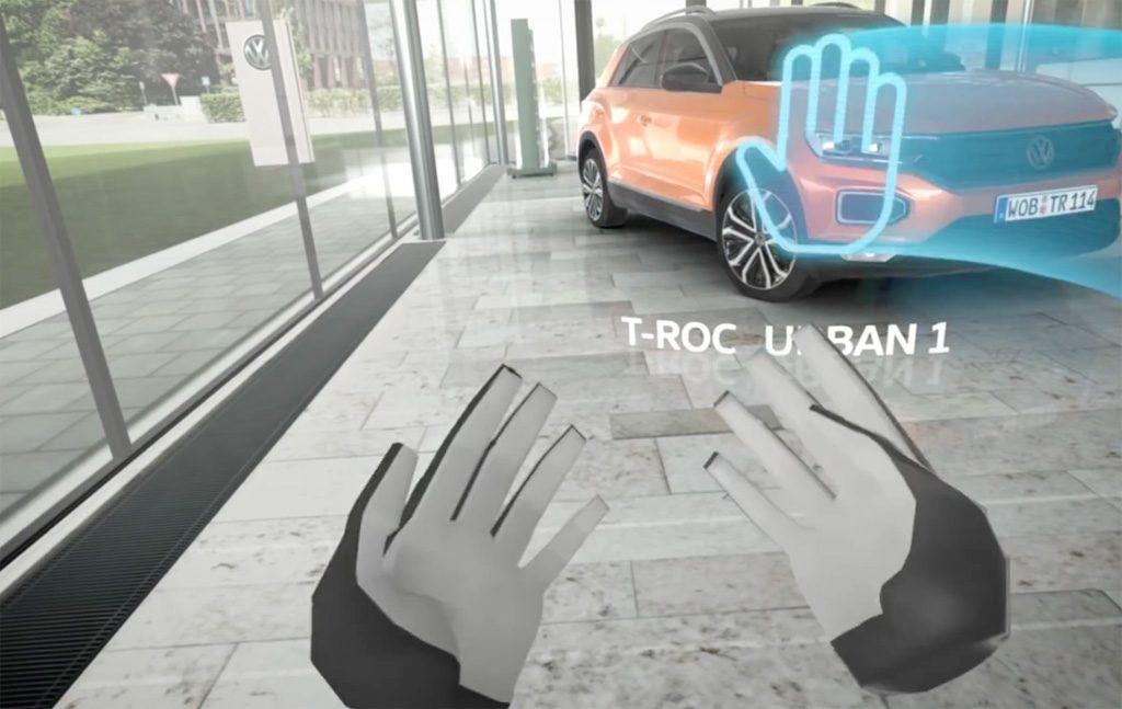 VW T-Roc VR Erfahrung