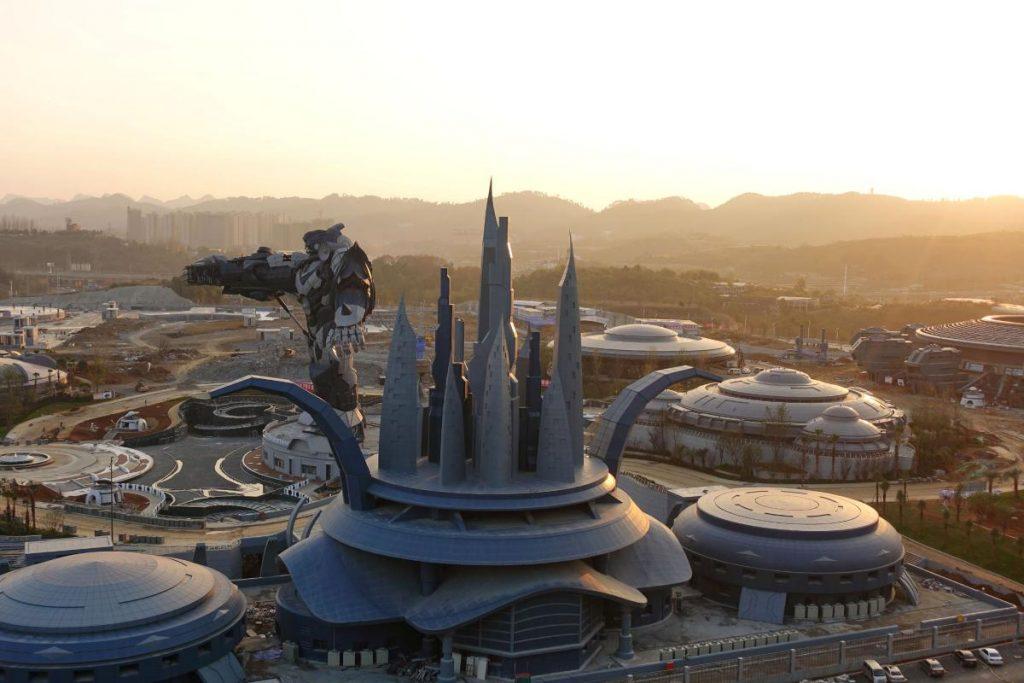 VR-Themenpark-China