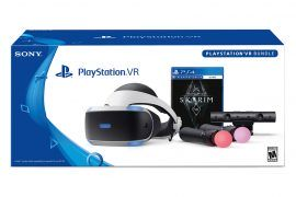 PSVR Skyrim VR Bundle
